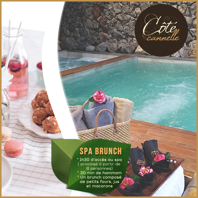 Spa Brunch Cote Cannelle Spa